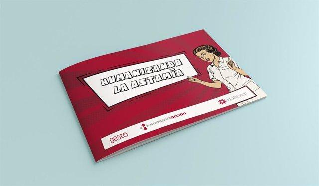 Enfermeros del grupo GESTO crean un cómic para humanizar la atención sanitaria en ostomía