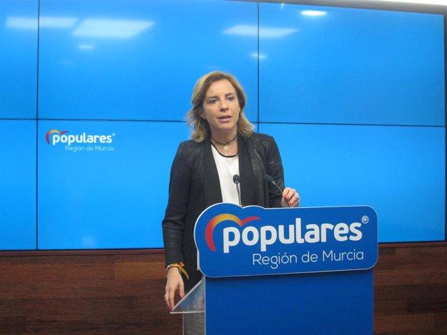 """Paro.- Martínez-Cachá: """"Con Sánchez y el PSOE los impuestos suben y las previsiones de crecimiento bajan"""""""