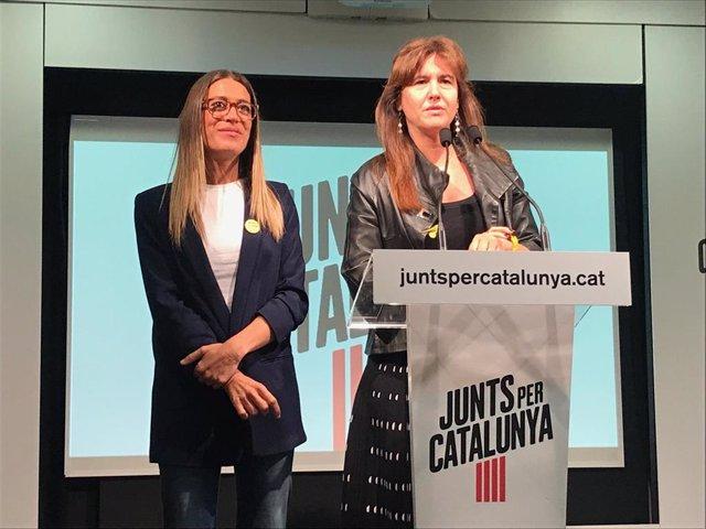 """26M.- Jxcat Culpa Al Estado De """"Partir Con Clara Desventaja"""" Porque Aún No Pueden Imprimir Papeletas"""