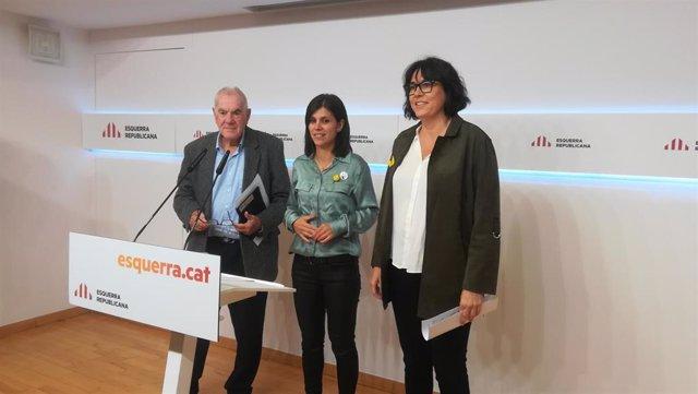"AV.- 26M.- ERC celebra que Puigdemont pueda ser candidato: ""Se hace justicia"""