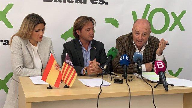 26M.- Vox Proposa Tancar La Televisió Pública IB3 Per Reduir El Deute De Balears