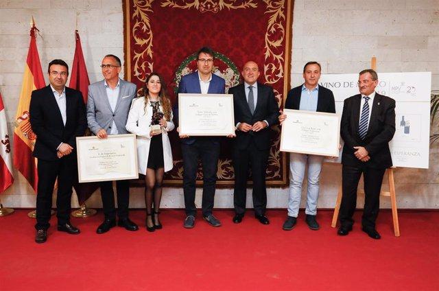 """Carnero considera al Museo del Vino la """"capital espiritual de los vinos de Castilla y León"""""""