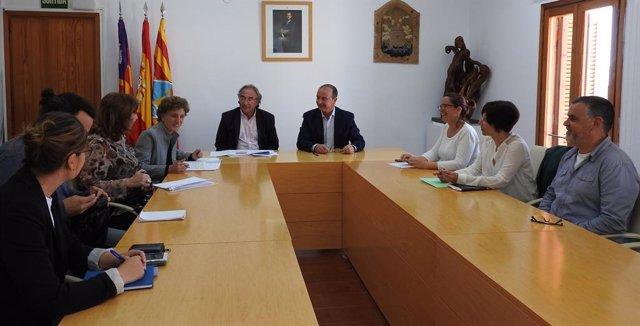 March anuncia que el dimecres se signa l'adjudicació de les obres del col·legi de Sant Ferran (Formentera)