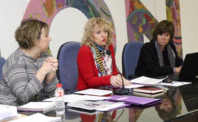 Díaz Tezanos asegura que la igualdad de género debe estar presente en todas las políticas públicas