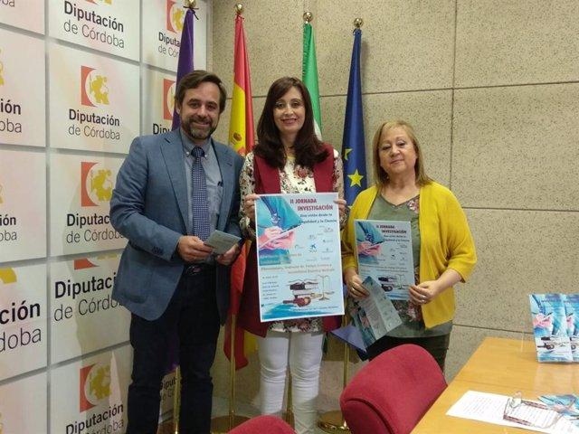 CórdobaÚnica.- Unas jornadas de Acofi acercarán a pacientes y profesionales el Síndrome de Sensibilidad Central