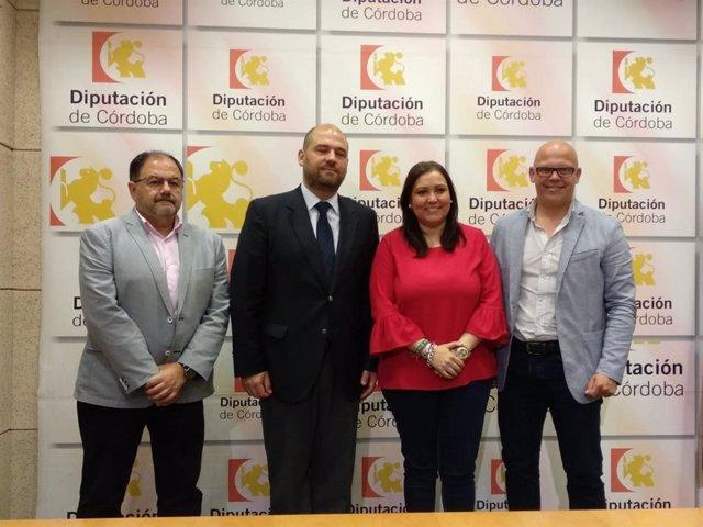 CórdobaÚnica.-Diputación y Fundecor acercan la formación a los CIE de la provincia en el marco del programa 'Ciemprende'