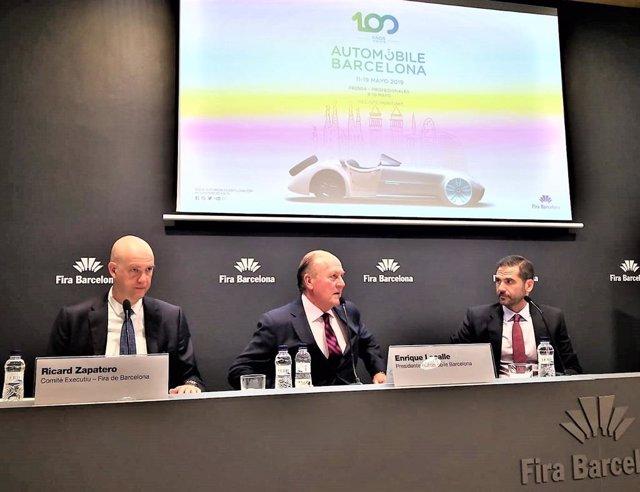 Fira.- El centenario de Automobile reunirá a todos los grupos de automoción por primera vez