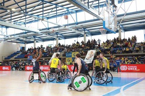 CD ILUNION baloncesto silla de ruedas