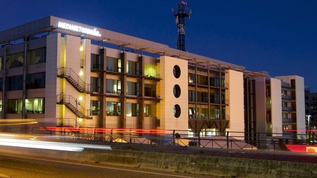 AMP.- Mediaset España deja la Unión de Televisiones Comerciales en Abierto (Uteca)