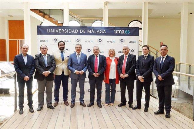 Málaga.- La Cátedra de Ciencias del Litoral investigará para propiciar la mejora de las playas de la Costa del Sol