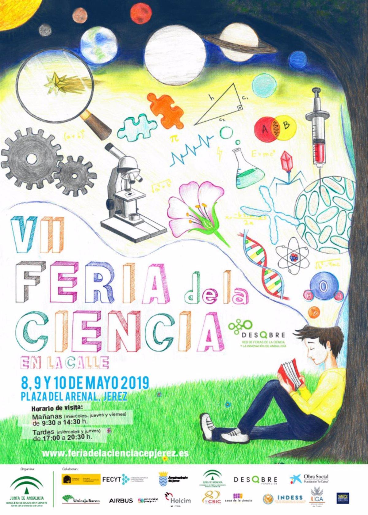 El CSIC de Andalucía acude a la VII Feria de la Ciencia en la ...