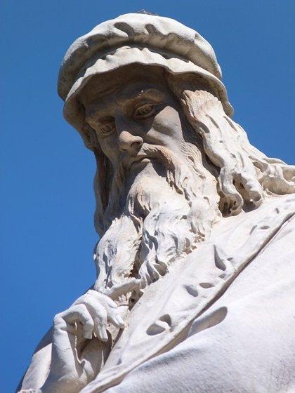 ¿Por qué se deterioró la mano de Da Vinci?