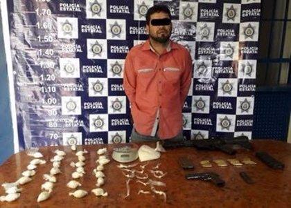 Detienen a 'El Mingo', presunto líder del CJNG en Minatitlán (México)