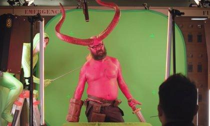 """VIDEO: J.A. Bayona se atreve con el """"Spanish Hellboy"""" protagonizado por David Broncano e Ignatius Farray"""