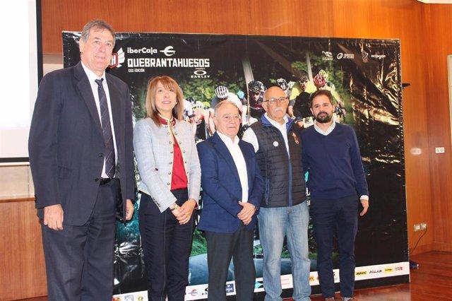Gracia (DPH) dice que el esfuerzo público y privado hacen superar cada año el alcance promocional de la Quebrantahuesos