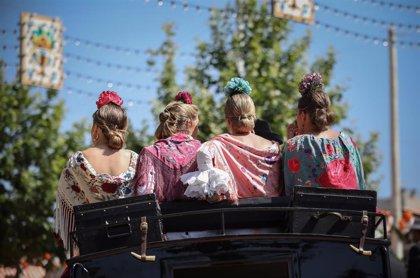 La Feria de Sevilla continuará con tiempo estable y temperaturas alrededor de los 30 grados