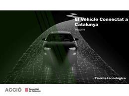 El sector del vehicle connectat genera 9.700 llocs de treball a Catalunya