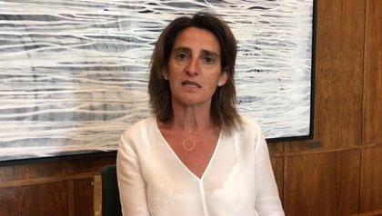 """Teresa Ribera, sobre el informe de biodiversidad de la UNESCO: """"Son noticias enormemente preocupantes; estamos muy mal"""""""