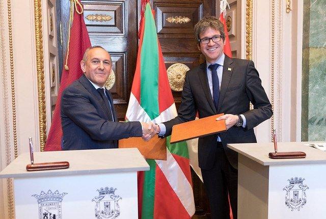Diputación Foral de Álava destina 2.500.000 euros a inversiones con incidencia territorial en Vitoria