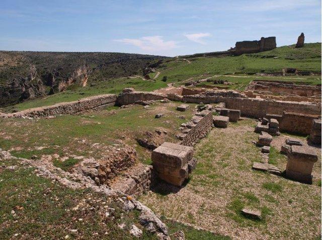 La entrada al yacimiento romano de Valeria (Cuenca) costará 4 euros y visitar la iglesia 3 euros