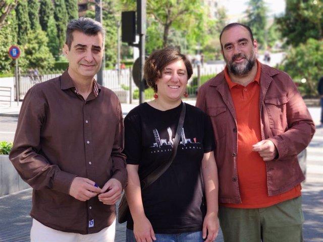 Granada.- 26M.- Podemos IU Adelante propone implantar una tasa turística y controlar los apartamentos ilegales