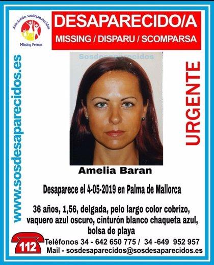 Cerquen una jove de 36 anys desapareguda a Palma aquest dissabte