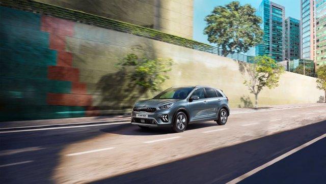 Economía/Motor.- Kia mostrará novedades en la gama Niro y una versión 'mild hybrid' del Sportage en Automobile Barcelona