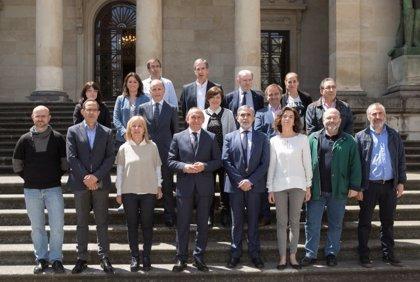 Ramiro González destaca el trabajo del grupo Araba 4.0 para potenciar las iniciativas de la industria 4.0