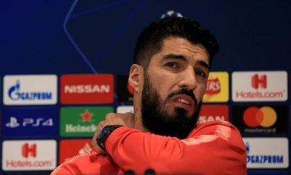 """Luis Suárez: """"De los errores se aprende, la motivación es máxima"""""""