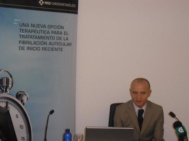 El Cardiólogo José Ramón González Juanatey Del CHUS