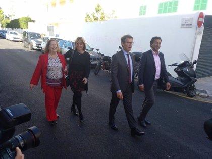 """Feijóo sobre Puigdemont: """"Una cosa es que te puedas presentar a las elecciones y otra que puedas asumir el escaño"""""""