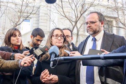 """Marchena reprocha a la abogada de Cuixart que equivoca la defensa: """"Sus preguntas no tienen trascendencia"""""""