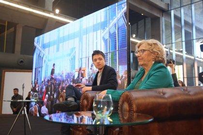 El Consejo de Telemadrid lamenta que no haya flexibilidad en el LOREG para que Carmena y Errejón acudan a debates