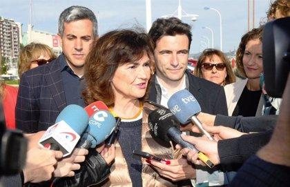 """Calvo ve """"pueril"""" que los independentistas critiquen la justicia solo cuando """"no les da la razón"""""""