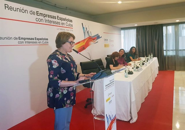 Economía.- El Gobierno, la Cámara de Comercio y CEOE muestran su apoyo a las empresas españolas ante la Ley Helms Burton