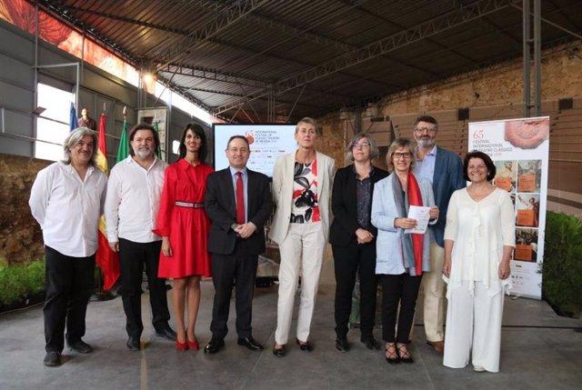 """El Festival de Teatro Clásico de Mérida presenta en Lisboa los nueve """"grandes espectáculos"""" de esta edición"""