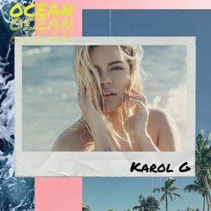 Karol G sorprende con su esperado videoclip y segundo álbum, 'Ocean'