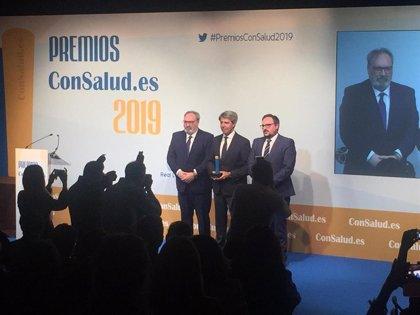 Garrido apuesta por la colaboración público-privada en la sanidad madrileña y reconoce que aún queda por mejorar