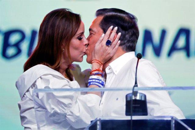 La puertorriqueña Yazmín Colón Cortizo, la primera dama de Panamá