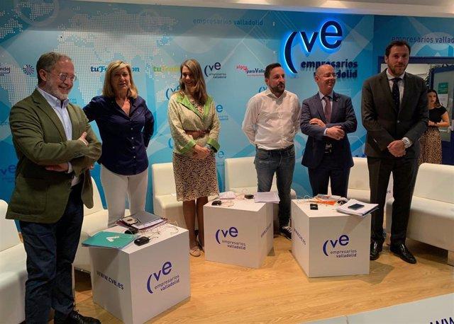 26M.-PP Y Podemos Insisten Con El Soterramiento En El Primer Debate En Valladolid, Mientras Cs Propone Hacerlo Por Fases