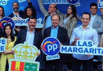 """Pío García Escudero: """"Pasamos por momentos malos peronadie va a venir a ocupar el lugar del PP"""""""