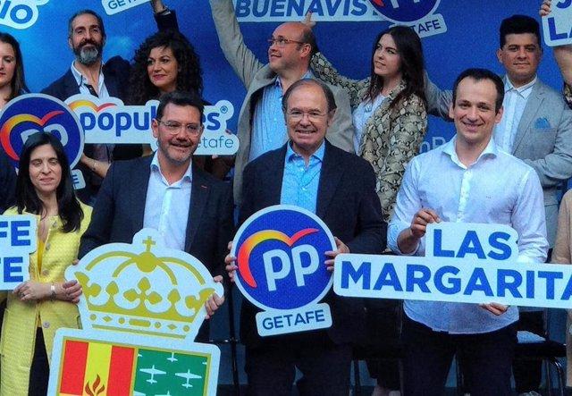 """26M.- Pío García Escudero: """"Pasamos Por Momentos Malos Pero Nadie Va A Venir A Ocupar El Lugar Del PP"""""""
