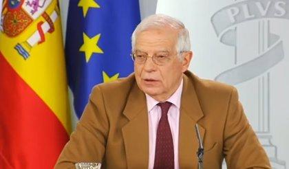 """Borrell asegura que se """"defenderán los intereses de las empresas españolas"""" ante la Ley Helms-Burton"""