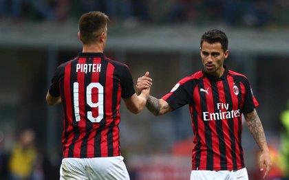 El Milan regresa a Europa y sigue soñando con la 'Champions'