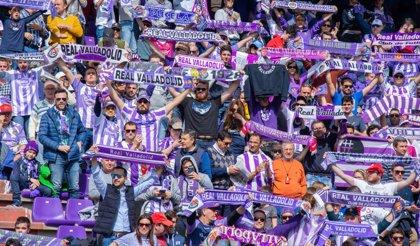 El Real Valladolid pondrá autobuses gratuitos para viajar a Vallecas