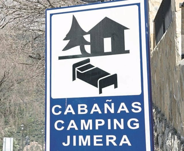 Cabañas camping turismo rural