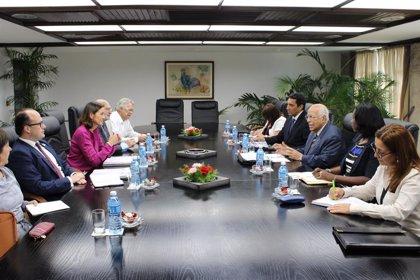 El Gobierno español pide que los grandes proyectos de modernización de Cuba sean ejecutados por empresas españolas