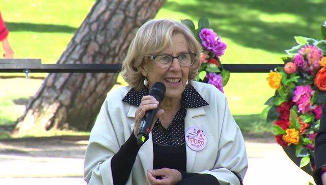 Presentación del programa de las fiestas de 'San Isidro 2019', patrón de Madrid