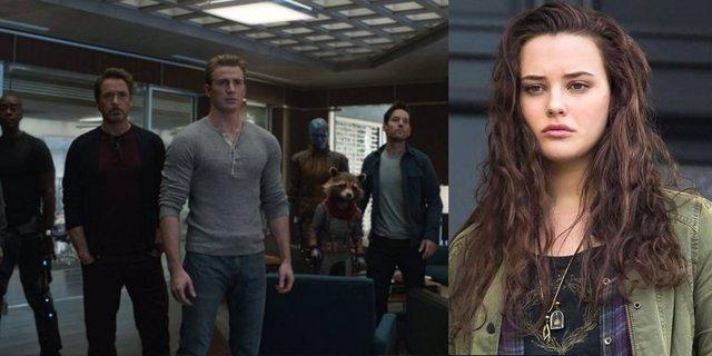 Katherine Langford iba a ser la hija de uno de los Vengadores en Endgame