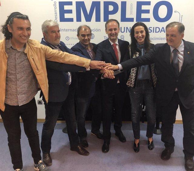 La Comunidad apoya a la economía social con más de 5,7 millones de euros para contribuir a generar 320 empleos fijos